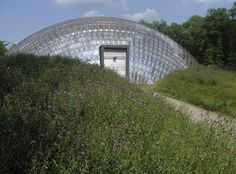 Walloon Branch of Reproduction Forestry Material in Belgium by Samyn and Partners, 1998