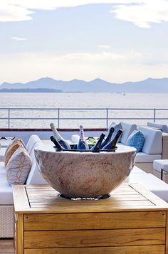 Champagnerkübel, Hotel du Cap-Eden-Roc
