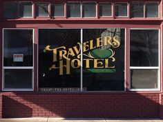 Travelers Hotel by ⊱⊱⊱--☾☼╚☂---β✺₩D£Й---⊱, via Flickr