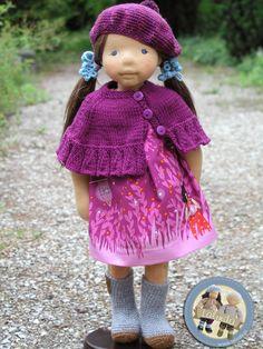 Adriana – artystyczna lalka szmaciana