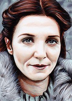 Game of Thrones - Catelyn Stark