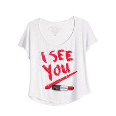 Pretty Little Liars I See You Tee from delias. Saved to Epic Wishlist. Pretty Little Liars Outfits, Pretty Litte Liars, Pretty Shirts, Cool Shirts, Victoria Fashion, Fandom Outfits, Tee Design, Graphic Design, Diy Clothes