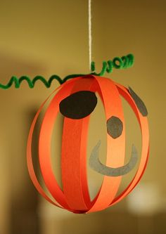Halloween craft-perfect for school party!