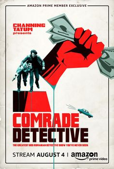Return to the main poster page for Comrade Detective