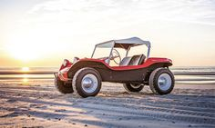 A wave of changes for the old and new Meyers Manx dune buggies - Autoweek