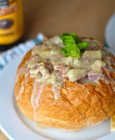 Pikes Place clam chowder - Seattle, WA