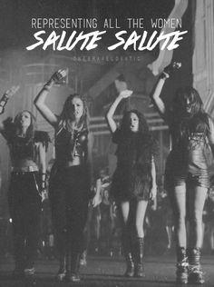 Hope you guys liked Salute x leigh