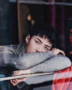 EXO's Sehun on the Cover of Vogue Korea August 2018 Vogue Korea, Vogue Spain, Chanyeol, Art Magazin, Vogue Portugal, Yoo Ah In, Kim Minseok, Kpop Exo, Vogue Covers