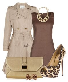 """""""Animal Print Shoes"""" by ameve ❤ liked on Polyvore"""