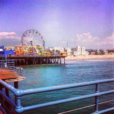 Santa Monica Pier  Santa Monica, CA