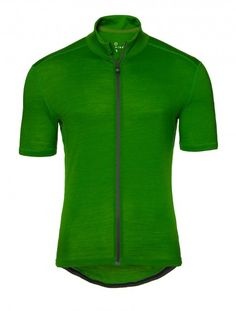 MEN'S SHORT SLEEVE MERINO ALPINE JERSEY | Vulpine