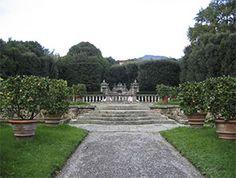 Garden of Villa Reale di Marlia, Capannori.