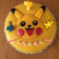 Pokémon cake / Pikachu