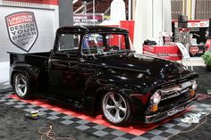 images of ford hot rod trucks | photo