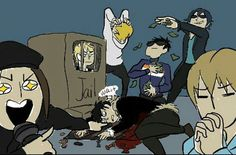 LITERALLY WHAT IS HAPPENING IN SEASON 3X OR WHATEVER THE NEW SEASON OF DURARARA IS CALLED