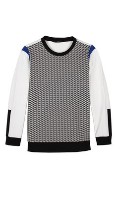 Tibi - Jazz Stripe Sweater $295. js