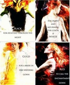 Shadowhunter Colors