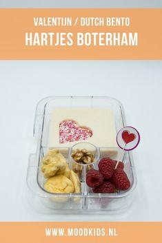 Een lunch voor Valentijnsdag is zo gemaakt. Voor je lief of voor je kind! #valentijn #dutchbento Fun Food, Good Food, Lunch Room, High Tea, Bento, Valentines Day, Creative, Blog, Kids
