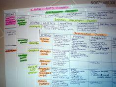 Nursing Blog with helpful material. For nursing friends !