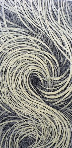 Bill Hosterman ~ Line (intaglio)