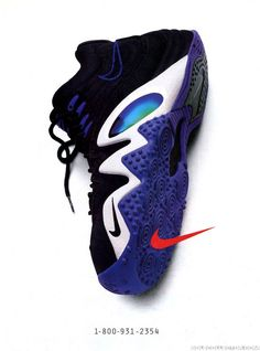 Vintage Ad: Nike Zoom Flight Five | Sole Collector
