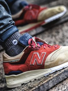 Stance x New Balance 997 ST First of All Pack - 2017 (by Bry Madiam Limon)
