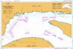 British Admiralty Nautical Chart 4774: Canada - Québec/Quebec, Fleuve Saint-Laurent/St. Lawrence River, Havre-Saint-Pierre et/and Cap des Rosiers à/to Pointe des Monts