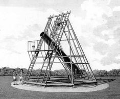 Image result for historic telescope designs