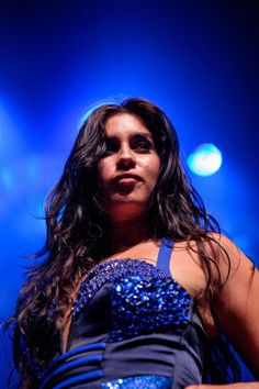 Lauren performing in Louisville, KY. (July 15, 2015) - Credits: Bethany Stacy Photography.