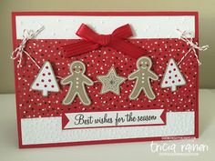 The Speckled Sparrow: CTC94 Candy Cane Lane Gifts