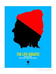 The Life Aquatic Poster by David Brodsky - AllPosters.co.uk