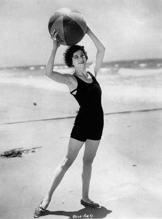 1925: Movie-Star Swimwear