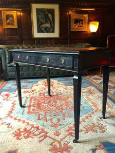 Superbe ancien bureau Table bureau victorien du 19ème siècle propriété Style…