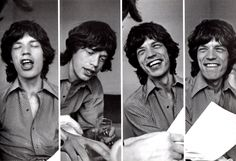 """Sir Michael Philip """"Mick"""" Jagger is an English musician, singer-songwriter and actor, best known as the lead vocalist and a founder member of The Rolling Stones. Jagger's career has spanned over 50 years Mick Jagger, Rock N Roll, Pop Musicians, Singer One, The Rolling Stones, Moves Like Jagger, Ronnie Wood, Charlie Watts, Keith Richards"""