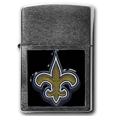 New Orleans Saints Zippo Lighter