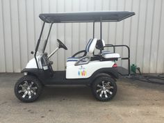 Custom Golf Carts Gallery   Golf Cars of Hickory Best Golf Cart, Custom Golf Carts, New Golf, Bmw M5, Cars, Gallery, Dark Fantasy Art, Roof Rack, Autos