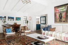 Step Inside The Heirloom-Filled Beach House Of Our Dreams | Glitter Guide