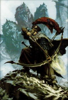 The Huntsmarshal Fantasy Battle, Fantasy Races, Fantasy Rpg, Dark Fantasy Art, Fantasy Artwork, Warhammer Empire, Warhammer Art, Warhammer Fantasy Roleplay, Old World