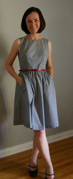 Emery Dress by MarrieB | Project | Sewing / Dresses | Kollabora #diy #sewing #dress #kollabora