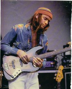 Ladies and gentlemen, a true master of his craft: Jaco Pastorius