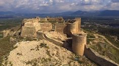 The medieval Larisa Castle is a perfect blend of Byzantine and Venetian architectural styles, is located on a high rocky hill, within the town's boundaries. The site was fortified and in continuous use for 19 centuries. #Larisa #Larissa #Argos #Peloponnese #Greece #Monterrasol #travel #privatetours #customizedtours #multidaytours #roadtrips #travelwithus #tour #landscape #nature #architecture #castle #fortress #acropolis #summer #beauty #beautiful #tourism #thisisgreece #destination… Rocky Hill, Architectural Styles, Acropolis, Summer Beauty, Argos, Byzantine, Day Tours, Venetian, 19th Century