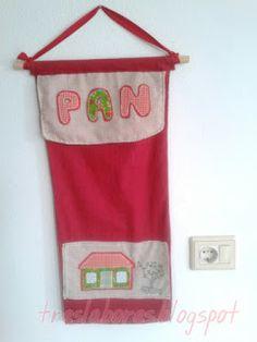 Treslabores. Patchwork, fieltro, ganchillo...: Iniciándome en el patchwork, por Paloma
