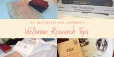 26 Tips for Researching Victorian Set Story, Steampunk & Beyond (Important for Writers) - Gail Carriger