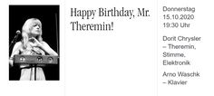 Klangraum Waidhofen: Happy Birthday, Mr. Theremin! Happy Birthday, Memes, Happy Brithday, Urari La Multi Ani, Meme, Happy Birthday Funny, Happy Birth