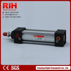 14.00$  Buy here - http://aliyj1.shopchina.info/go.php?t=386798527 - Compressed air cylinder RIH brand SC Series Standard Double Acting Air Cylinder SC50*75 14.00$ #aliexpressideas