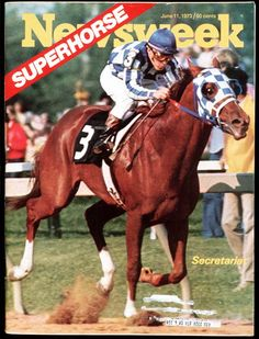 On The Eve Of Another Possible Triple Crown, Revisiting Secretariat On the Cusp Of Immortality- The Brilliant 31-Length Victory At Belmont, Perhaps The Greatest Athletic Achievement Of All Time.    Seeing Is Believing (video).
