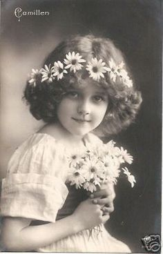 edwardian girl | ... information on this little edwardian girl from the early 20th century
