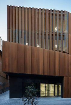 Law Court of Balaguer / Arquitecturia - Balaguer, Spain