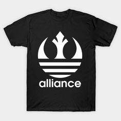 My Alliance (BLACK/WHITE)