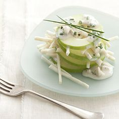 Apple-and-Celery Root Salad | MyRecipes.com #MyPlate #fruit #vegetable